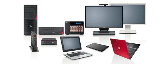Assorted Fujitsu Computer Products
